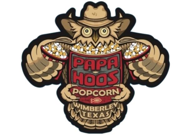 Papa Hoo's Popcorn